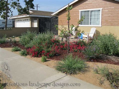 drought tolerant front yard drought tolerant front yard makeover http