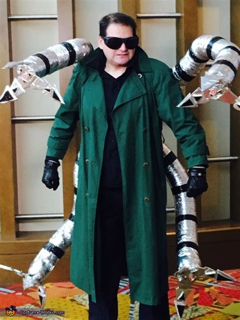 doctor octopus costume diy costumes