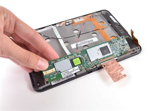 how to chip like a pro in 4 simple steps books kindle hd teardown reveals easy to repair tablet