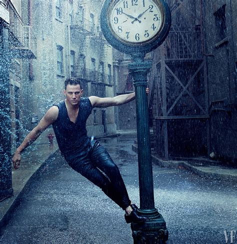 Vanity Fair Channing Tatum Channing Tatum Covers August 2015 Vanity Fair Vogues In