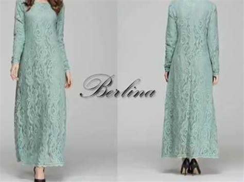 Jubah Anggun Zara Dress Hq berlina jubah dress