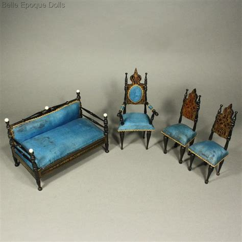 gothic dolls house furniture antique doll house furniture antique furniture