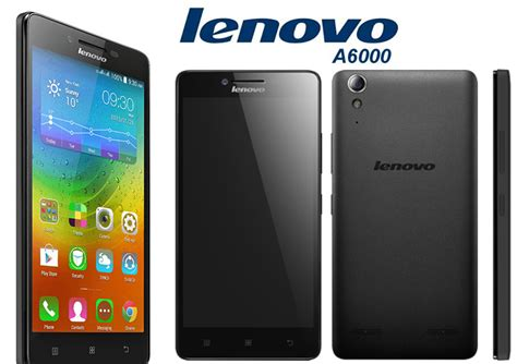 Lenovo A6000 Specifications, Features, Price, Availability
