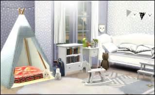 Bedroom Sets For Toddlers Hvikis Scandinavian Kids Room Cc Dresser By Pilar
