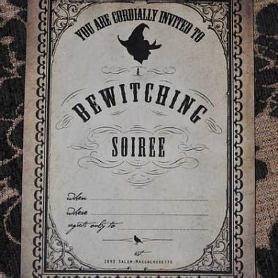 free printable vintage halloween invitations free vintage witches brew halloween invitation printable