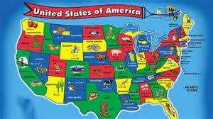 us geography puzzle map 50 states song for 50 states and capitals for