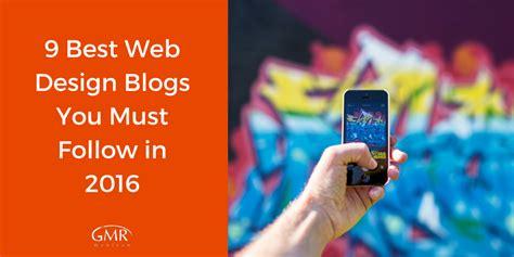 9 best web design blogs you must follow in 2016