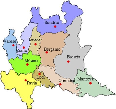 vas regione lombardia monza ha la deroga varese va nella maxi provincia
