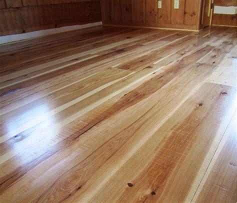 Plank Hardwood Flooring Hickory Wide Plank Floors Benefits And Uses