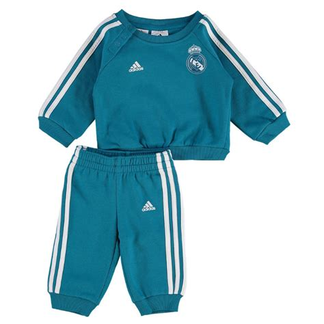 Midlayer Real Madrid 1 Stel Tracksuit 17 18 Grade Ori real madrid baby tracksuit 2017 18