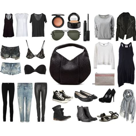 Basic Closet Essentials by Shopping Gray And Basic Wardrobe Essentials On