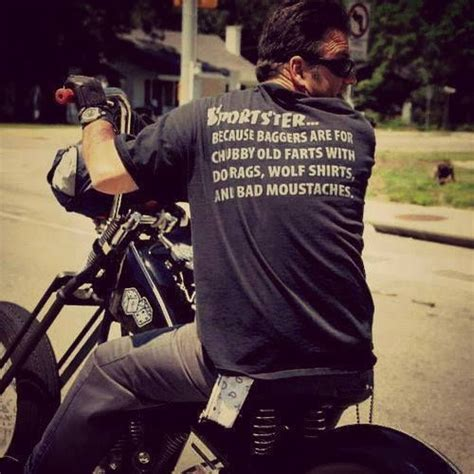 Funny Harley Davidson Memes - sportster rules photo pinterest shirts and classic