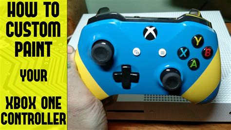 Xbox One Controller Lackieren by How To Disassemble And Paint Your Xbox One S Controller