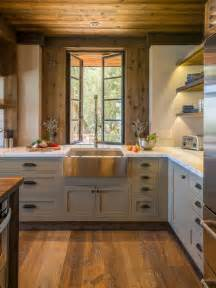 Kitchens Idea Rustic Kitchen Design Ideas Remodel Pictures Houzz