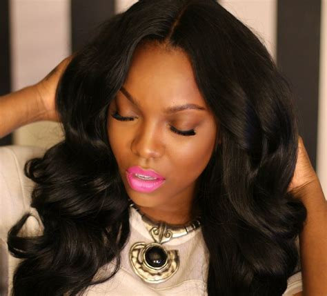 step by step tutorial on seeing curly weave the 25 best full head sew in ideas on pinterest long