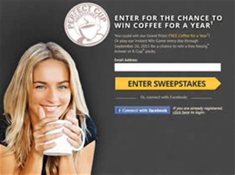 K Cup Sweepstakes - green mountain coffee the perfect cup sweepstakes over 600 winners i crave freebies