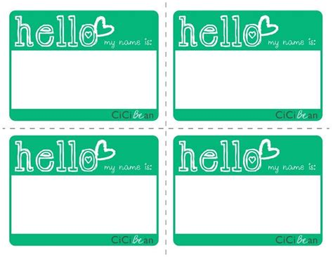 printable girl scout name tags pinterest discover and save creative ideas
