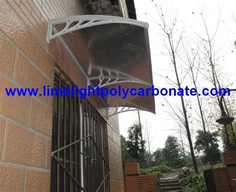 diy polycarbonate awning awning canopy diy awning door canopy window awning
