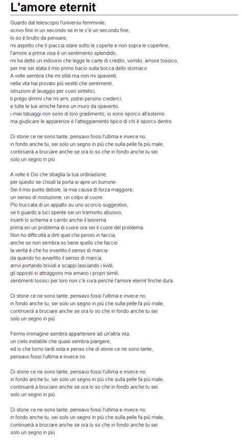 testo canzone jovanotti testi canzoni di jovanotti 2013