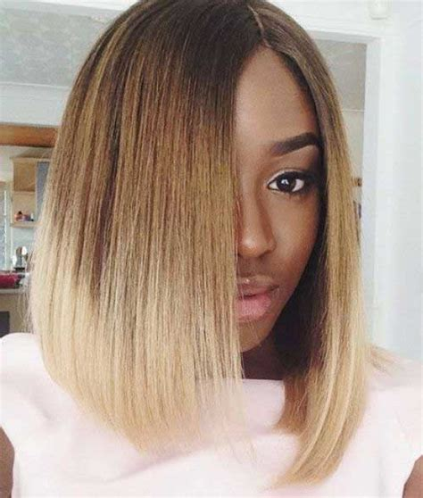 Black Hairstyles Bob Cuts by 15 Bob Haircuts For Black Hairstyles