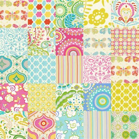 Kumari Garden Fabric by Dena Fishbein Kumari Garden Fabric Collection