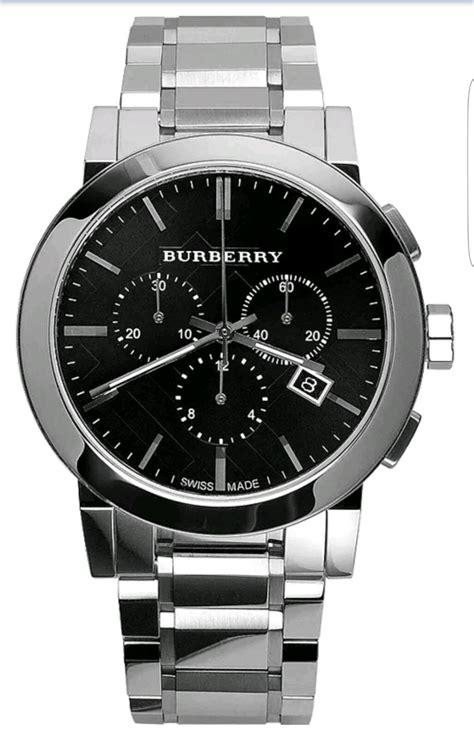 burberry watch sale brand new gents burberry watch bu9351 complete with