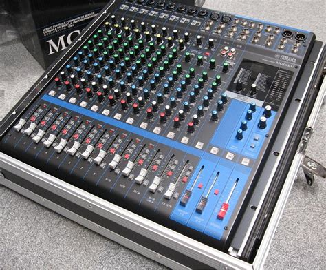 Second Mixer Yamaha Mg166cx b 224 n mixer yamaha mg166cx usb