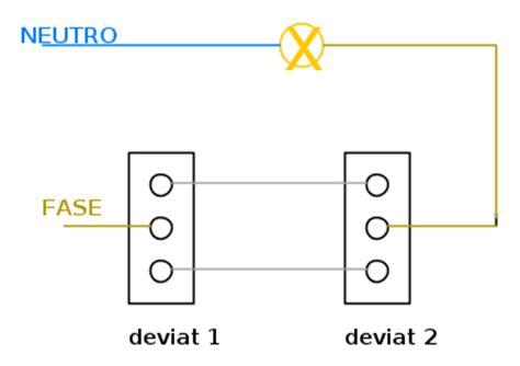 accensione lada da tre punti come collegare due lade e due interruttori schema per