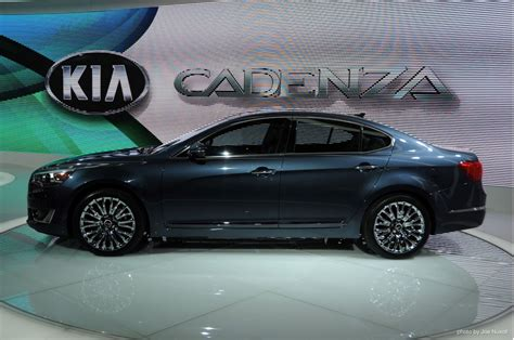 Cadenza Kia 2014 2014 Kia Cadenza Preview