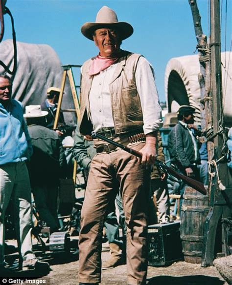 film cowboy john wayne go ahead make a bid pilgrim huge archive of john wayne