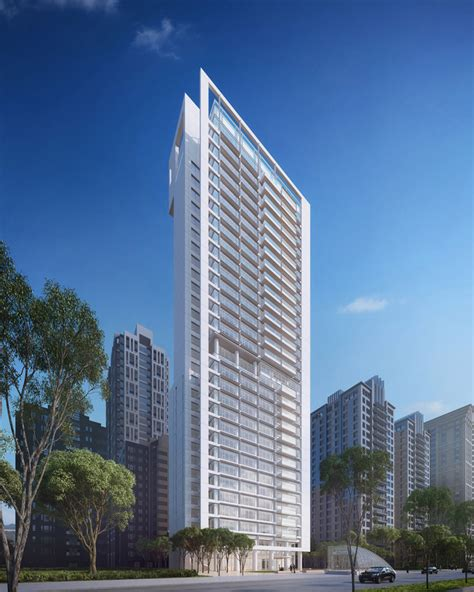 High Rise Building Floor Plan by Richard Meier Unveils Plans For A Residential Tower In Taipei