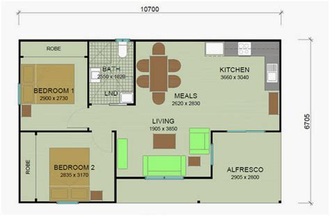 two bedroom granny flat floor plans bottlebrush granny flat plans 1 2 and 3 bedroom granny