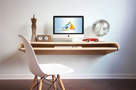 On Desk by Apple Imac On Desk Mockup Mockupworld