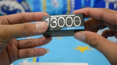Veger Usb Kabel For Iphone 5 unboxing powerbank veger v90 13 000mah