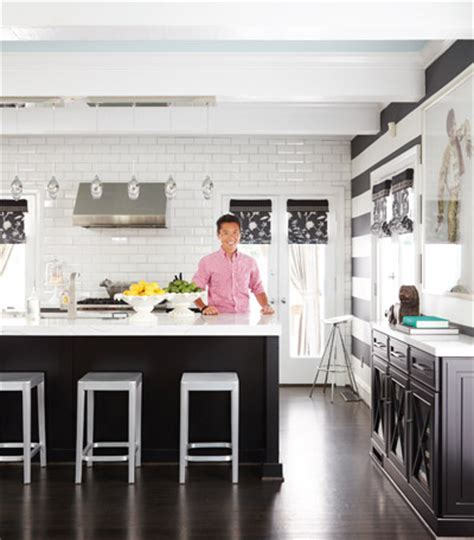 vern yip vern yip black and white kitchen in the washington post
