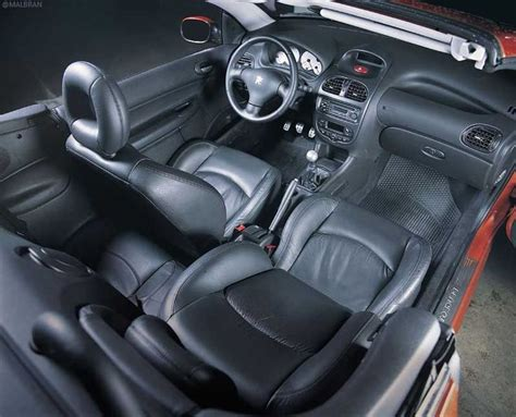 peugeot 206 convertible interior 51 best images about peugeot 206 cc on coupe