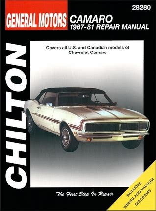 car engine manuals 1977 chevrolet camaro free book repair manuals camaro berlinetta rs rally sport z28 repair manual 67 81