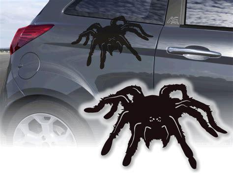 Autoaufkleber Vogel by Autoaufkleber Vogelspinne Sticker Auto Spinnen Aufkleber