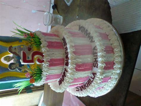 Gumpaste Hidrangea Hiasan Kue Tart pin hiasan kotak hantaran cake on