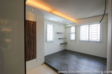 l shaped bedroom buangkok vale 4 room hdb renovation by behome design