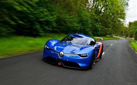 Renault Alpine A110 50 2012 Widescreen Car Picture