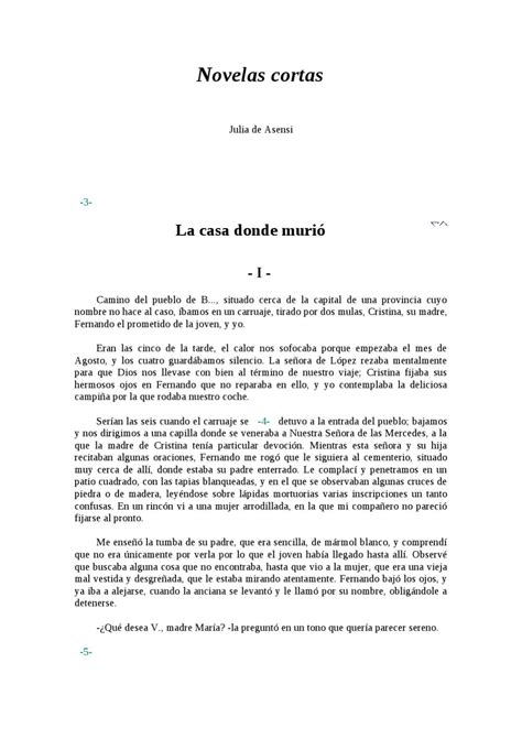 novelas cortas de asensi la novelas cortas de de asensi by andamiratu teleo issuu