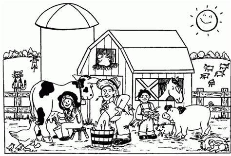 where to print coloring books - Farm Coloring Books#478415 2018 ...