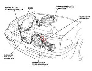 91 honda crx si engine harness diagram get free image about wiring diagram