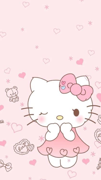 theme hello kitty cho iphone 5 ios 7 iphone kawaii wallpaper tumblr