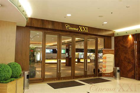 cinema 21 kupang senayan city xxi kini hadir dengan tilan baru
