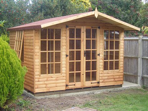 7 X 12 Shed by Abinger Summerhouse Shed 7 X 12 Surrey Shed Manufacturer