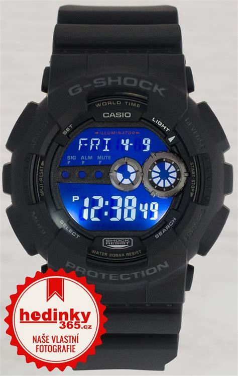 Casio Original 100 Gd 100 1a casio g shock original gd 100 1ber hodinky 365 cz