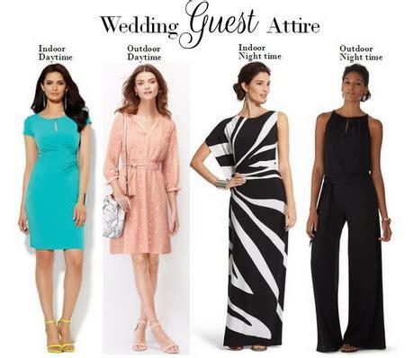 Wedding Attire For Wedding by Outdoor Wedding Attire For Guest