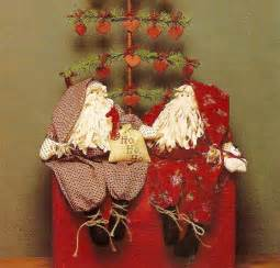 christmas decorations sewing pattern for santa by